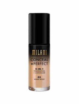 Milani Conceal+Perfect 2 In 1 Foundation - 05 Warm Beige