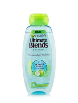 Garnier Ultimate Blends Coconut Water Shampoo For Dry Hair in bangladesh
